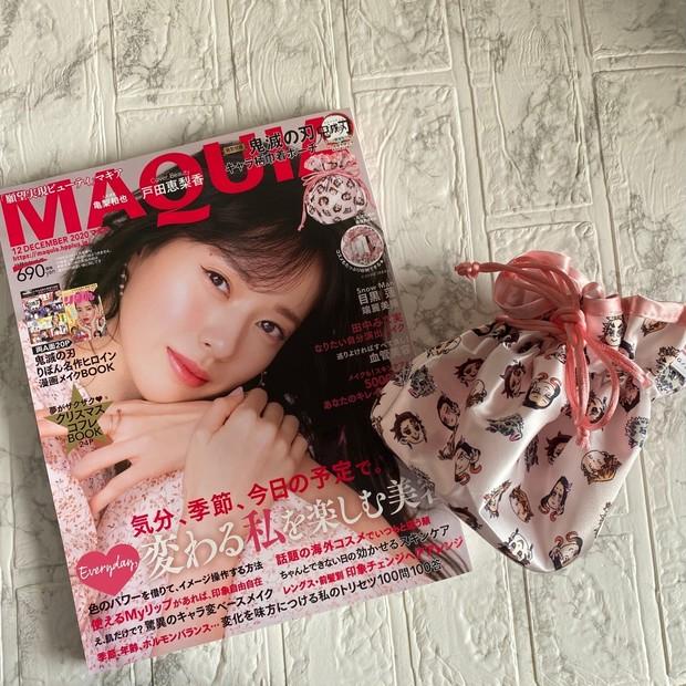 【本日発売】MAQUIA12月号、私的ツボなポイント!