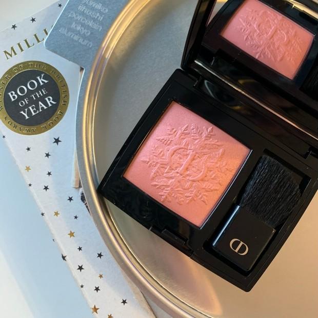 【速報】Diorクリスマスコフレ2020!即完売間違いなしの美しさ!ルージュブラッシュ 353ローズフリソン【ホリデーコレクション】