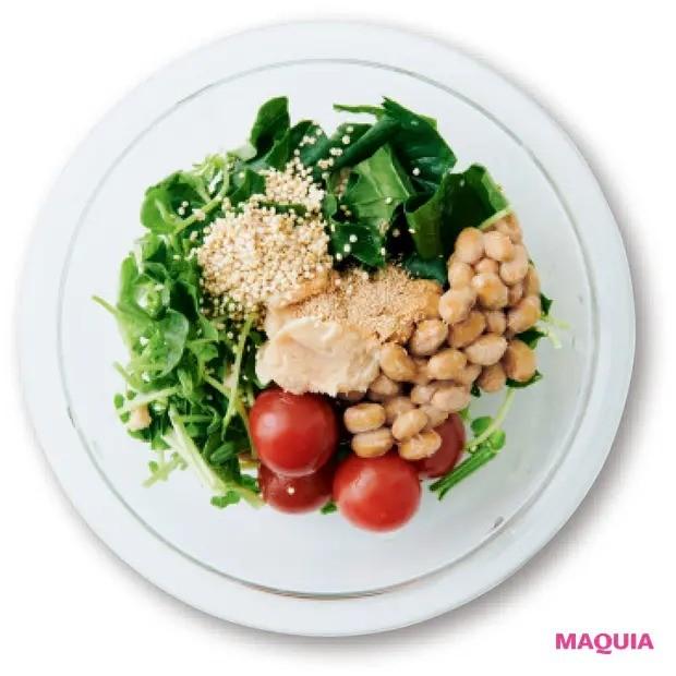 【美容スープレシピ】発酵食品のパワーで美腸効果も大 「納豆と酒粕のスープ」作り方