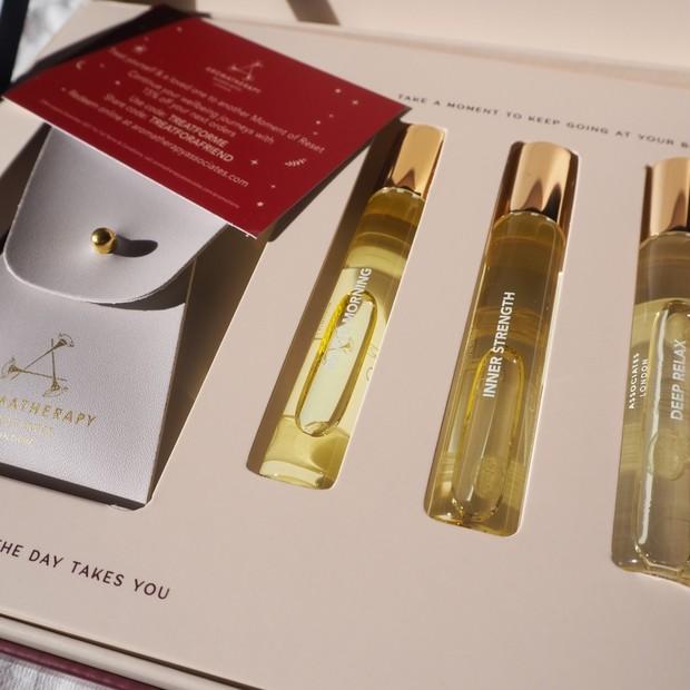 【アロマの香りでリフレッシュ】英国発最高水準のアロマトリートメント技術の香り