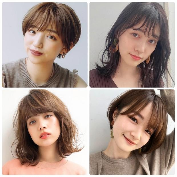 【ヘアカタログ】前髪ありのおすすめヘアスタイル・髪型15選
