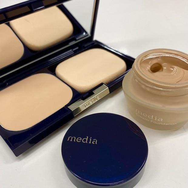 プチプラで人気のmedia(メディア)から高保湿ファンデーションが新発売! しっとり美肌を叶える全2種_1