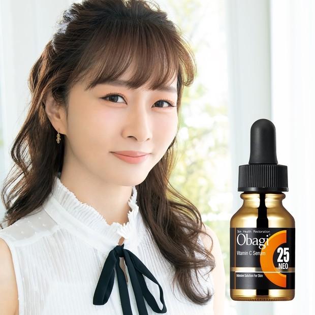 石井美保さんがオバジCを選ぶ理由は?