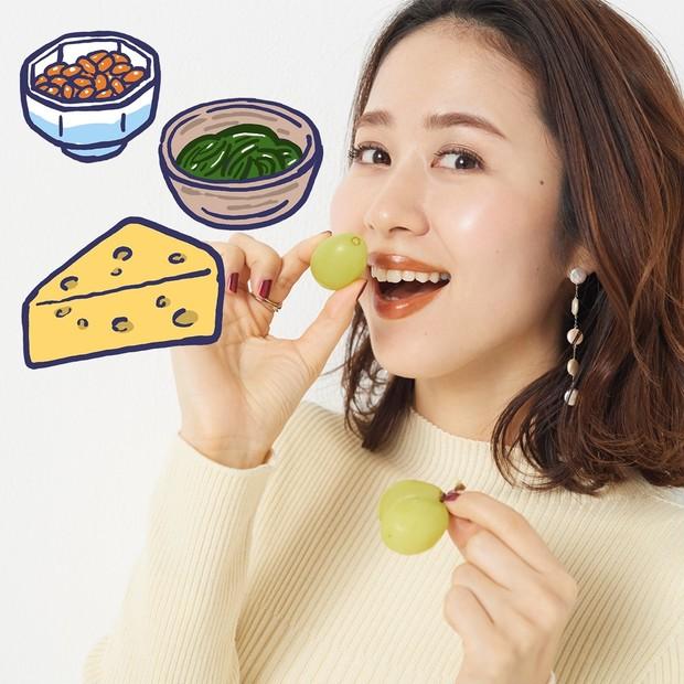 14kg痩せたダイエット美容家・安藤絵里菜さんが選ぶ食材・選ばない食材