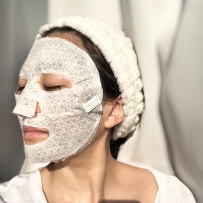 #おこもり美容 世界初の微小電流で自宅でエステ感覚!韓国発最先端マスクでお手軽エイジングケアが叶う!_5