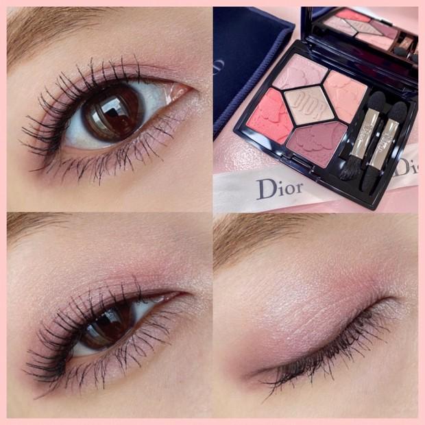 【Dior春コスメ2020】ピンク×パープルの華やかなディオール春メイクを動画付きでご紹介♡