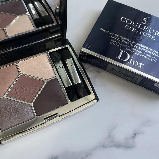 1パレットで何通りもの楽しみ方♡あの人気ブランドの新作パレットのご紹介します♡【Dior サンククルールクチュール TUTUチュチュ】