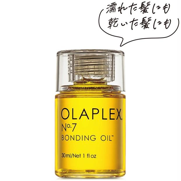 オラプレックス No.7 ボンディングオイル 30ml ¥2800/プロジエ