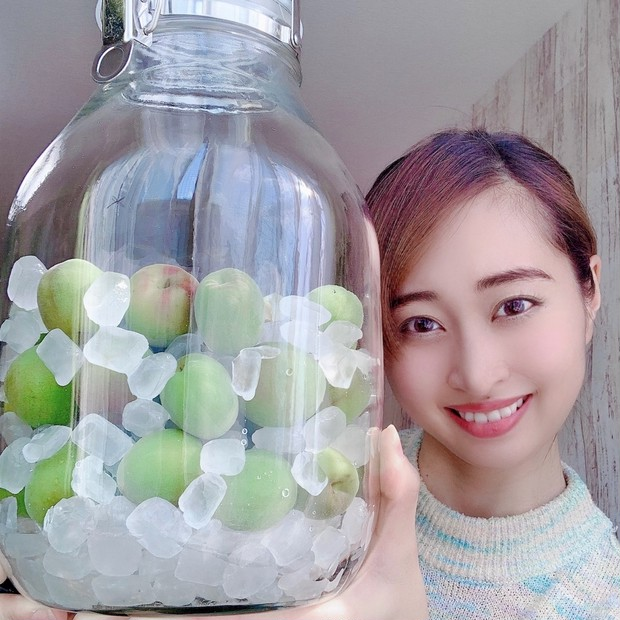 【梅しごと】旬の青梅で手作り梅シロップ~クエン酸で疲労回復!~【おうち時間】