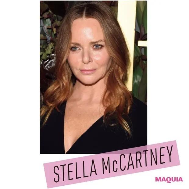 ステラ・マッカートニーさん_リアルファーに代わる「ファー フリー ファー」の発表など、サスティナブルファッションの先駆者。