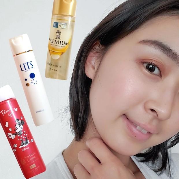 【ALLプチプラ】刺激、乾燥が気になる方におすすめの高保湿化粧水3選