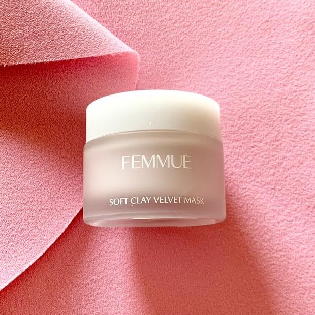 【夏コスメ2021】FEMMUE(ファミュ)のシフォンようなエアイン質感のクレイマスクで、毛穴の奥まできれいな肌になる! #金曜日の肌投資コスメ