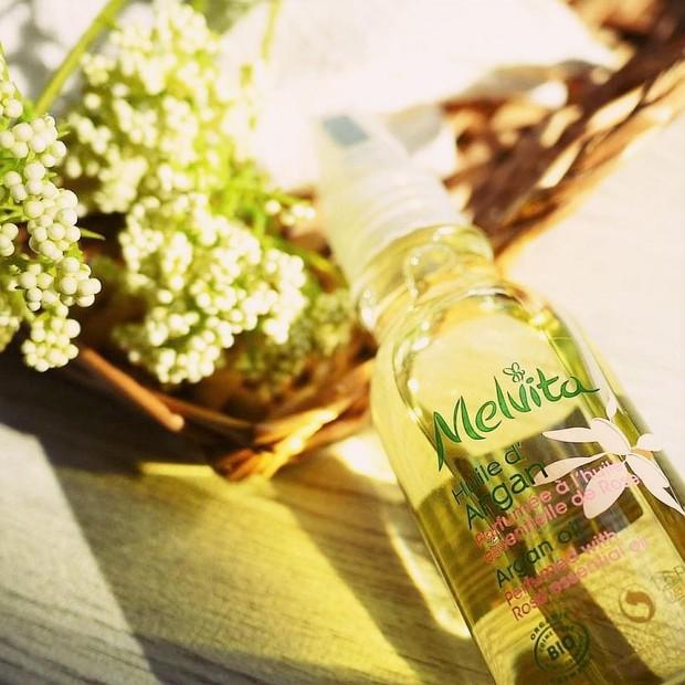 夏バテ肌の救世主!メルヴィータ ビオオイル アルガンオイル ローズで乾燥&エイジングケア!