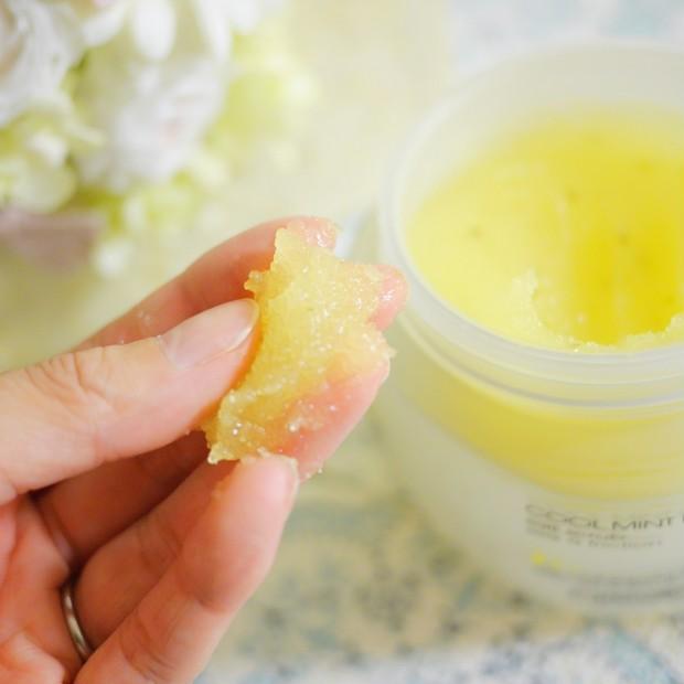 ジョヴァンニのボディスクラブ♩夏にぴったりなレモネードの香り♡