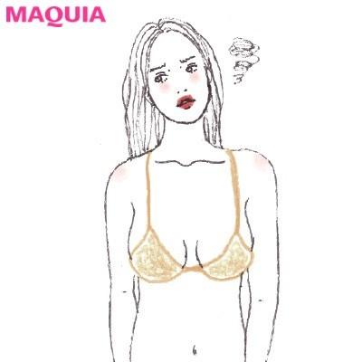 【育乳・バストアップ】垂れ胸タイプさんの夜のおっぱいマッサージ_1