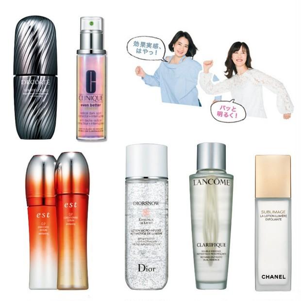 【2020年最新美白】美容液・化粧水・UV・日焼け止めなど、おすすめの美白化粧品まとめ