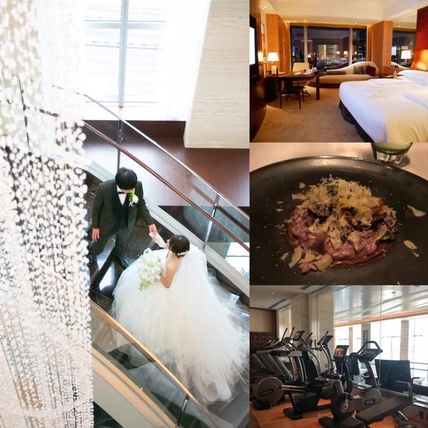 【ホテルステイ】シャングリ・ラホテル東京でクリスマス&結婚1周年のご褒美ステイ♩