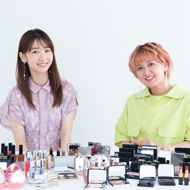 柏木由紀さん&ラランド・サーヤさんが初対面! 美容好きな2人が選んだ夏の本命リップを発表