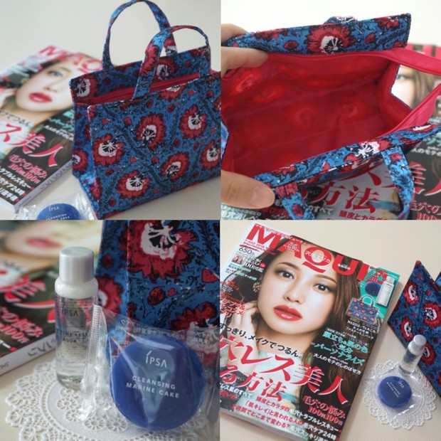ヴェルニカのミニバッグが可愛すぎる♡MAQUIA7月号発売中!