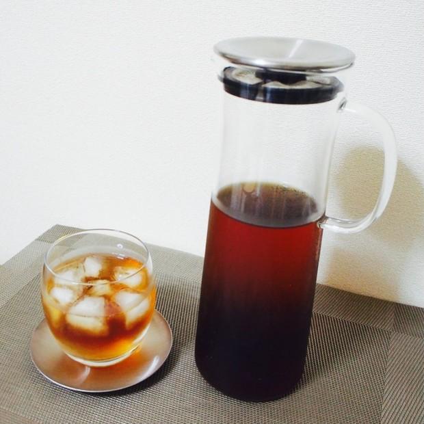 カフェイン、タンニンが溶けにくい。旨味たっぷり!!夏には爽やか『水出しコーヒー』のススメ。