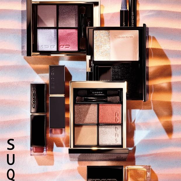 スックのサマーコレクションは夏の夕陽からインスピレーション【夏新色2021】5月7日限定発売