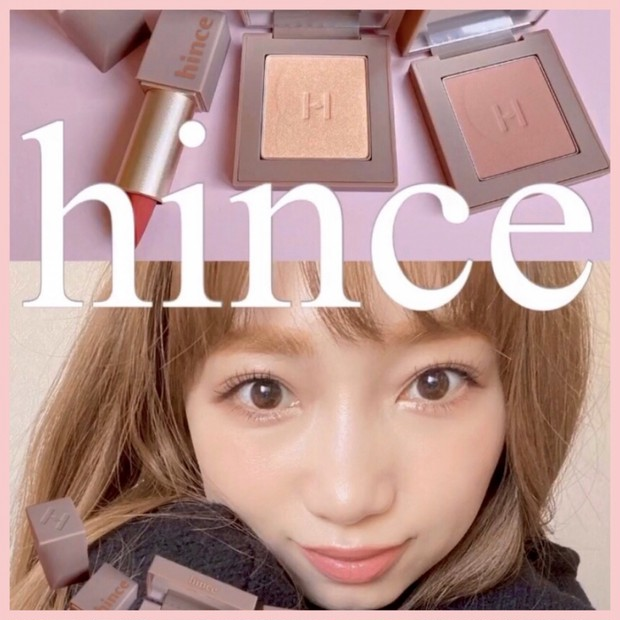 【hince】大人気♡話題の韓国コスメ メイク動画付きでご紹介♪