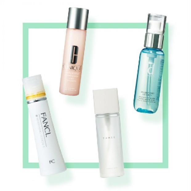 最新・化粧水ランキング&口コミ総まとめ |  プチプラ・美白・ビタミンC・話題の拭き取り化粧水も