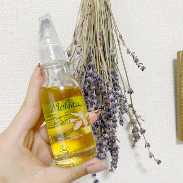 【メルヴィータ】化粧水がぐんぐん浸透するアルガンオイル