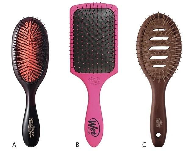 【30代から始める美容】3本のブラシで頭皮と髪のケアをスタート