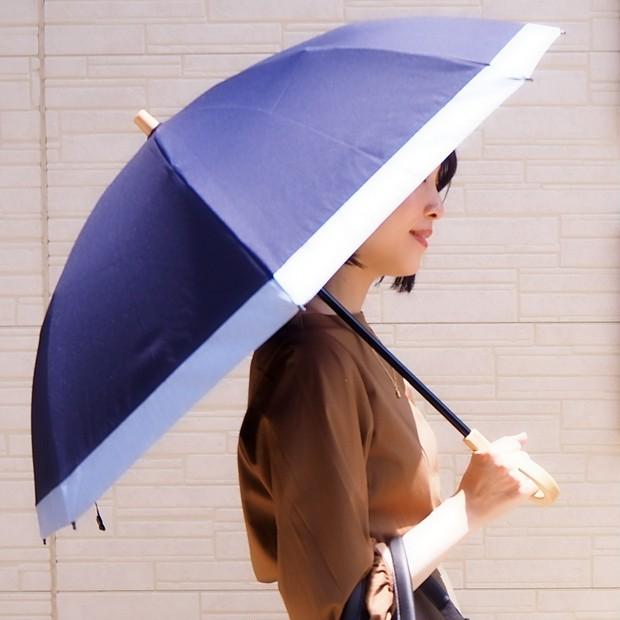 日焼けを徹底ガード!100%完全遮光の「サンバリア100」の日傘がすごい!