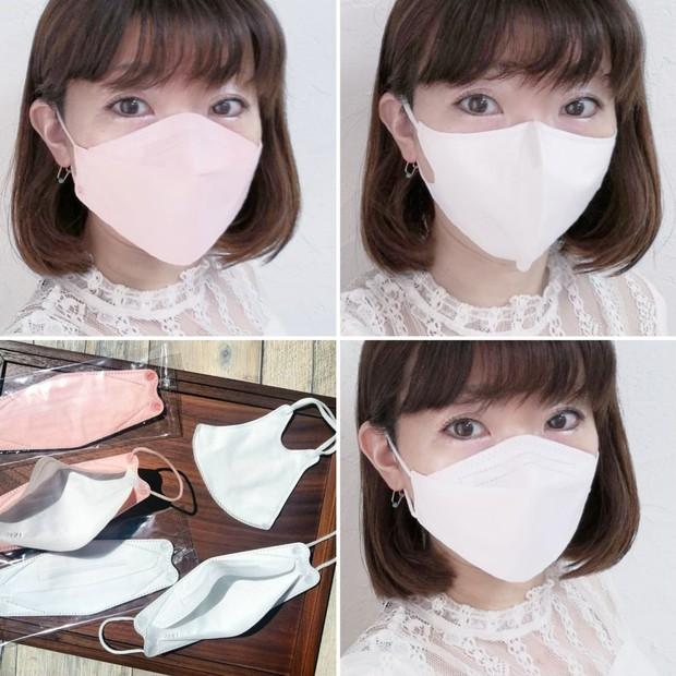 【新色JN95マスク】日本製不織布3D立体型マスク&肌に優しいオーガニックコットンマスク