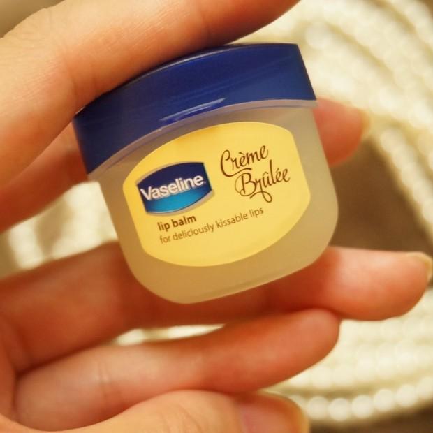 【ヴァセリン リップ】甘いもの好きにはたまらない、あの香り!♡