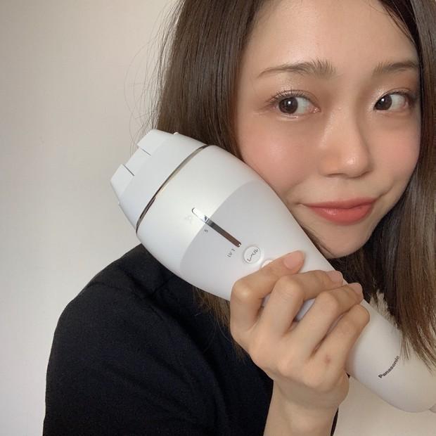 おうちで光エステ【Panasonic】の光美容器で簡単ムダ毛ケア&美肌をゲット♡_5