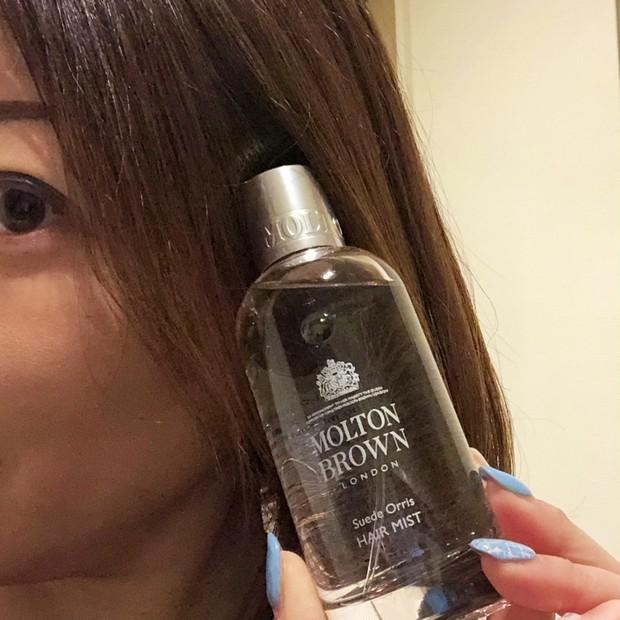 梅雨時に気になる髪の匂い、ヘアケアもできるこのアイテムで一気に気分も上がる香りを纏う!