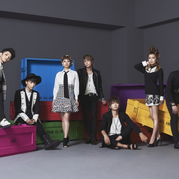 「AAA 10th ANNIVERSARY BEST」本日発売♪ 【伊藤千晃のBijyo Diary】