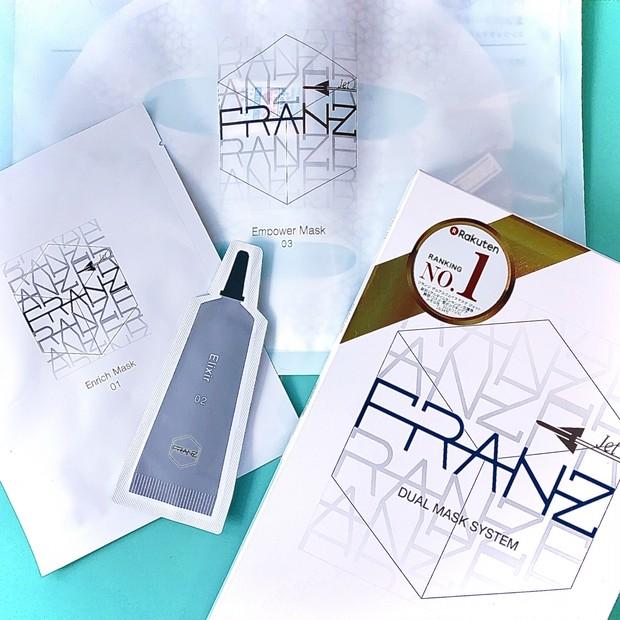【FRANZ】韓国発 微小電流で美容成分を届けるマスク