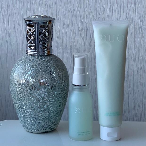 【敏感に傾いた肌に】DUOから薬用洗顔&ミスト状先行美容液が登場!実際に使った感想をレポ♡