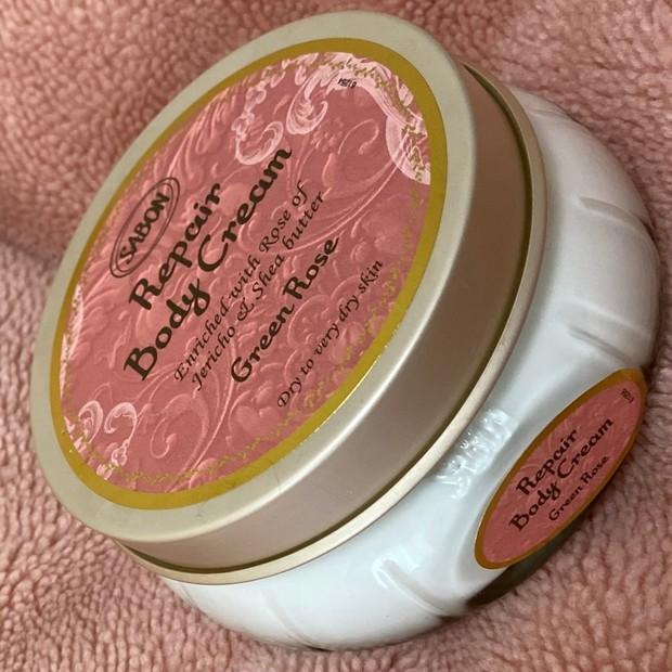 【おこもり美容】年末年始のおこもり美容に♪SABON リペアボディクリーム