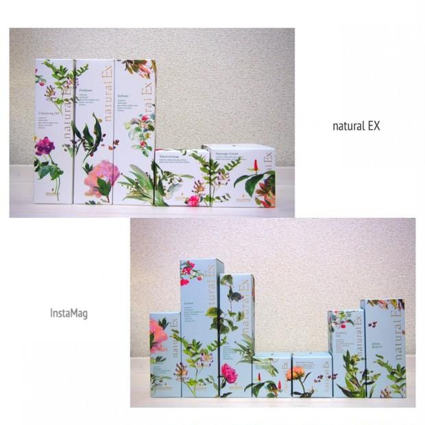 35年愛され続ける和漢植物のコスメライン♥ナチュラルEXシリーズ♡