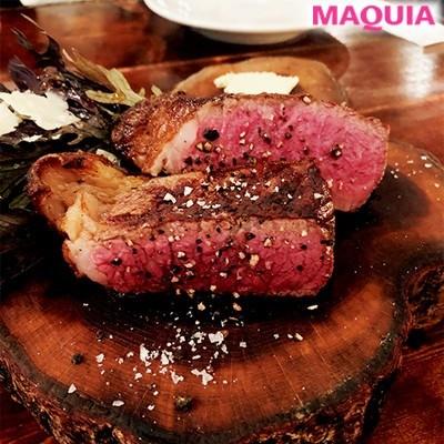 【ウエストのくびれの作り方】5.外食はお肉中心、家では玄米や納豆の超粗食!