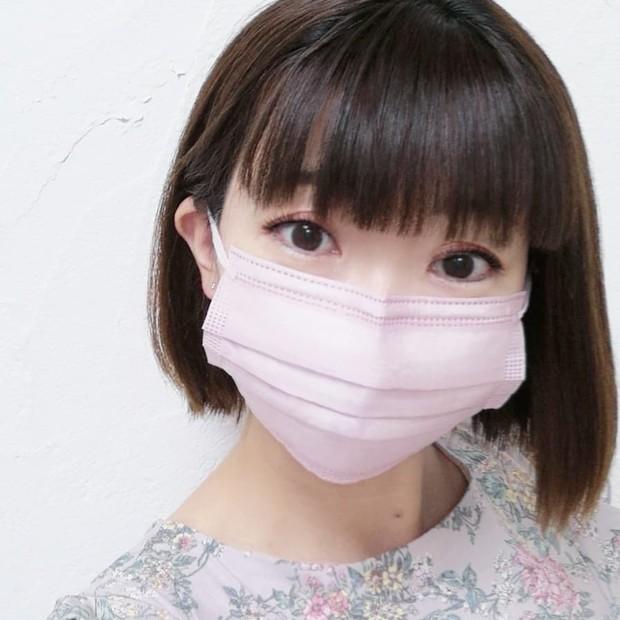 【大人気 血色マスク】新色の血色カラー不織布マスクでチークのように血色感アップ♪_2