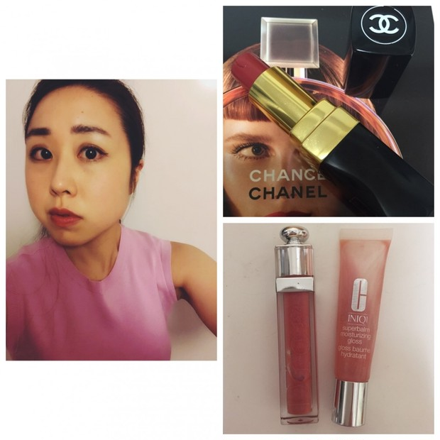 CHANEL ROUGE COCO♡ 一瞬で女っぽくなる赤リップ♡