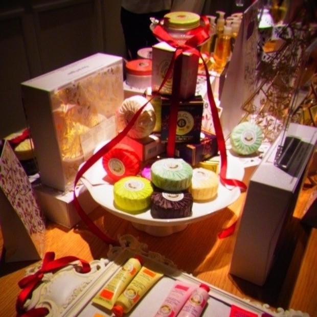 発表会レポ♡『ROGER&GALLET(ロジェガレ)』クリスマスギフトコレクション