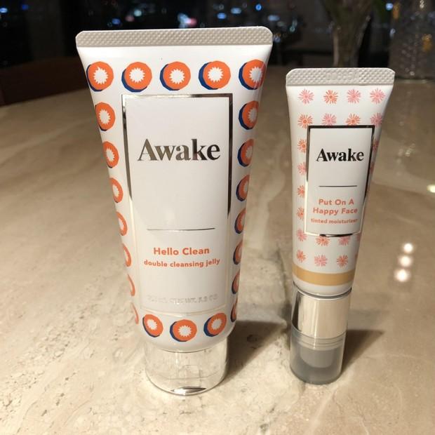 【Awake】ボタニカルでお肌にも優しいスキンケア&メイク