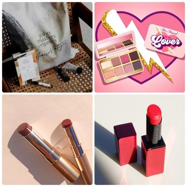 【バレンタインコスメ2021】バレンタインプレゼントにもおすすめ! ルナソルやボビイ ブラウンなど人…