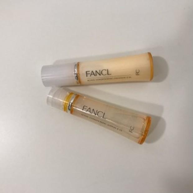 無添加で美肌☆彡FANCL