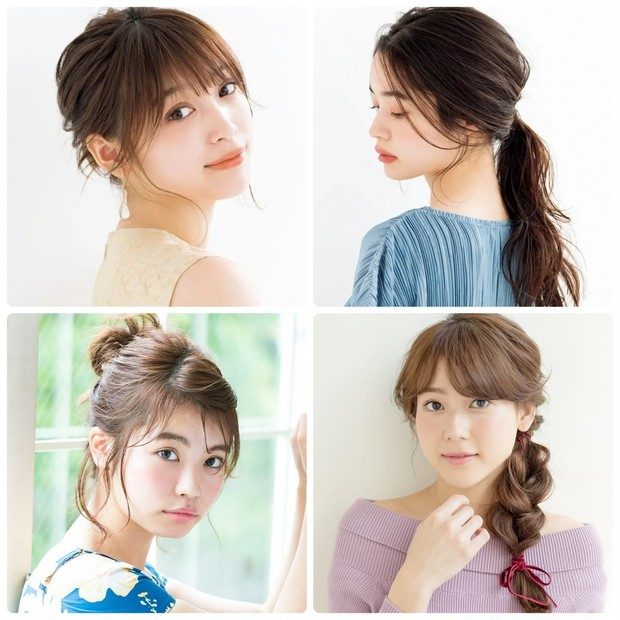 【ヘアカタログ】2020年秋におすすめヘアアレンジ・髪型15選(ロング・ミディアム・ボブ)