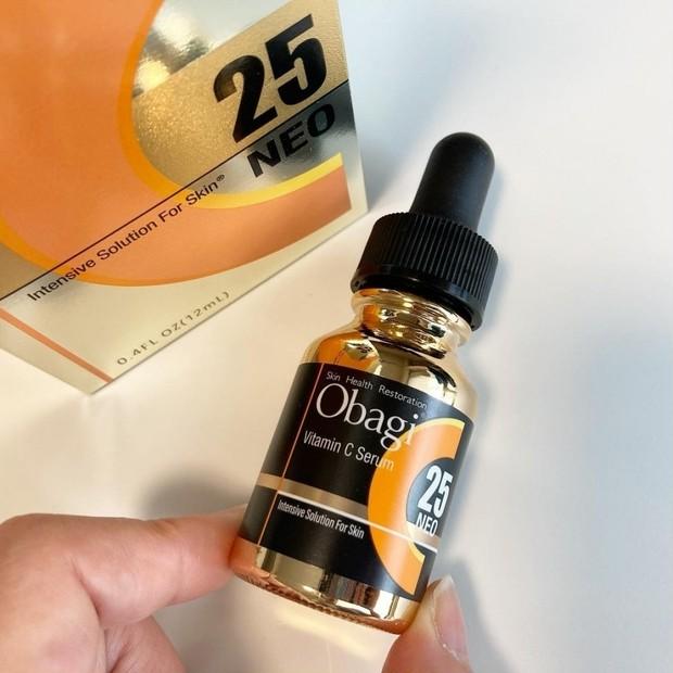 高浸透技術が進化したオバジC25セラム NEO!気になる大人の肌悩みにアプローチ