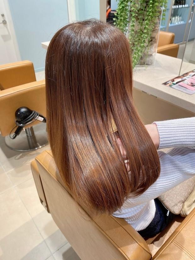 【話題の!】髪質改善トリートメントを体験してきました♡_3