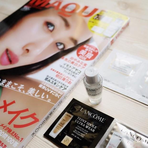 【諭吉超えランコム新化粧水10mL付き】本気で美白UVに取り組むなら必読♡MAQUIA5月号発売中!
